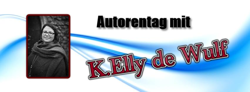 Autorentag mit K.Elly de Wulf