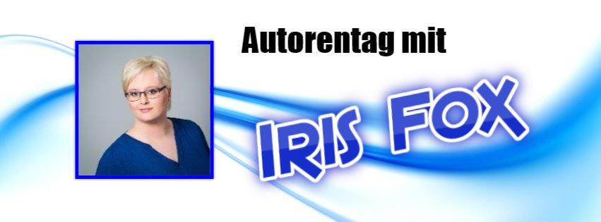 Autorentag mit Iris Fox