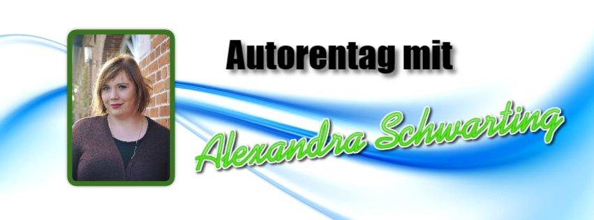 Autorentag mit Alexandra Schwarting