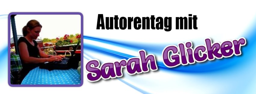 Autorentag mit Sarah Glicker