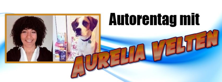 Autorentag mit Aurelia Velten