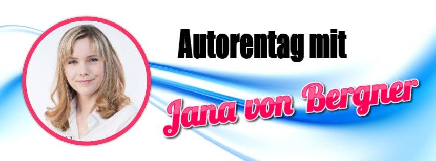 Autorentag mit Jana von Bergner