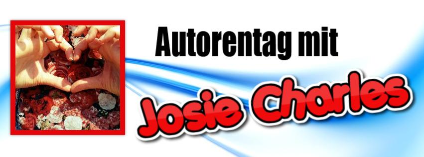 Autorentag mit Josie Charles