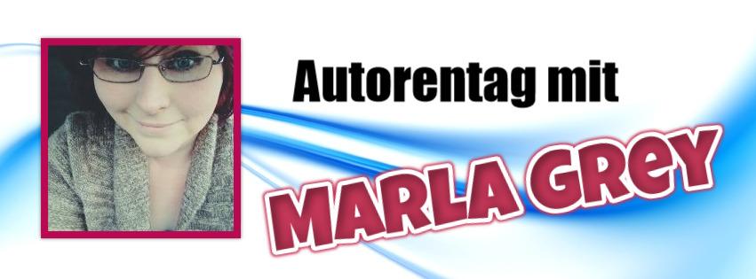 Autorentag mit Marla Grey