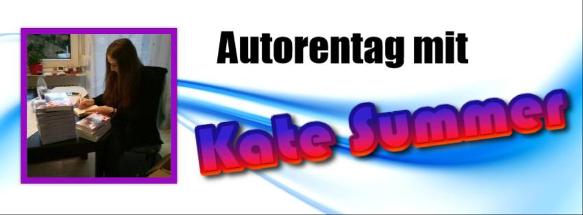 Autorentag mit Kate Summer