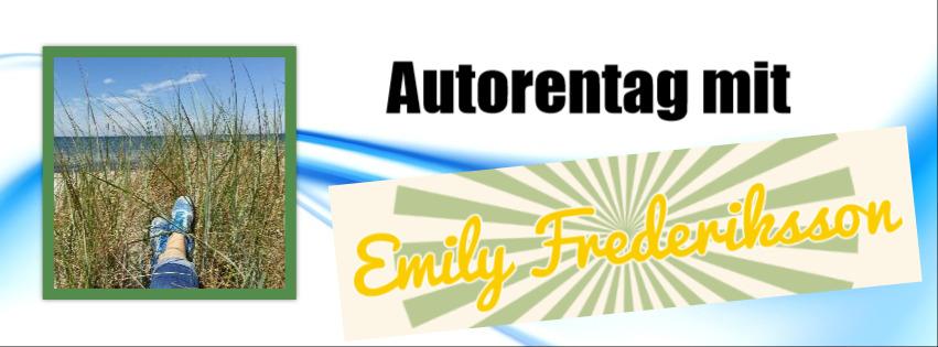 Autorentag mit Emily Frederiksson
