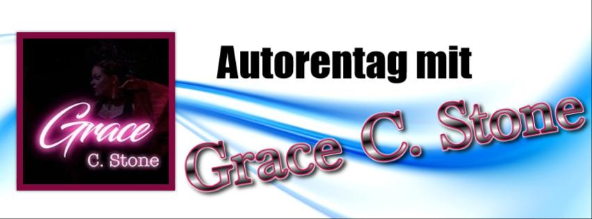 Autorentag mit Grace C. Stone