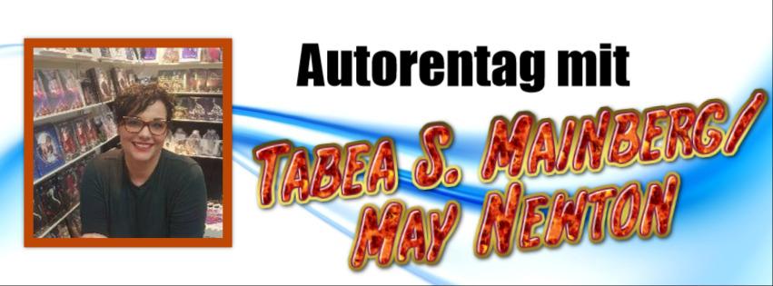 Autorentag mit Tabea S. Mainberg/May Newton