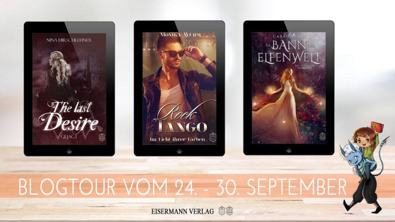 "Blogtour ""Eisermann's September 2018"""