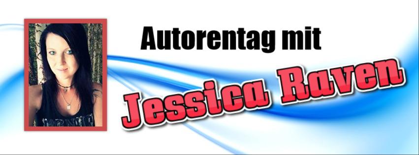 Autorentag mit Jessica Raven