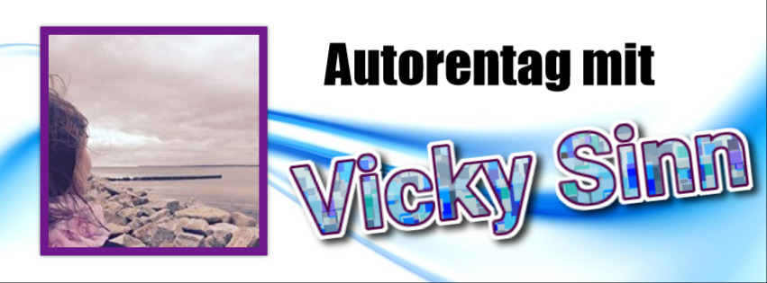 Autorentag mit Vicky Sinn