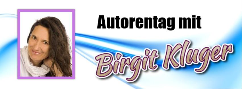 Autorentag mit Birgit Kluger