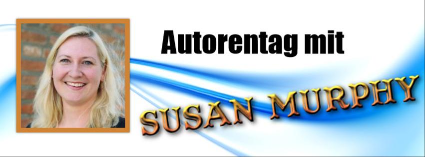 Autorentag mit Susan Murphy