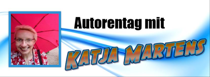 Autorentag mit Katja Martens