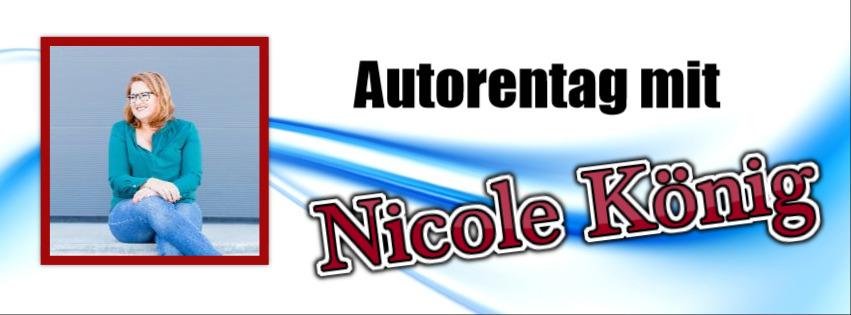 Autorentag mit Nicole König