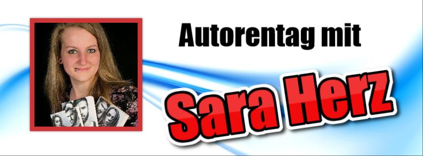 Autorentag mit Sara Herz