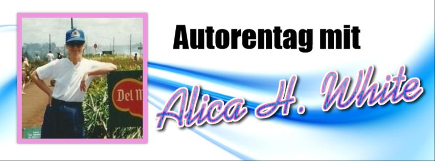 Autorentag mit Alica H. White